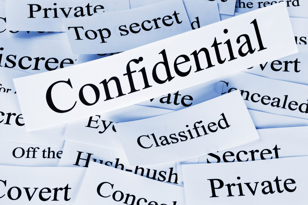 confidential-business